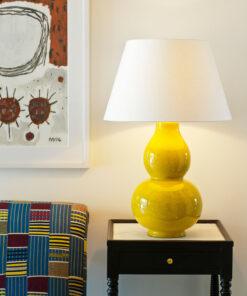 Avebury Lamp Mustard