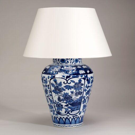 Imari Vase Lamp