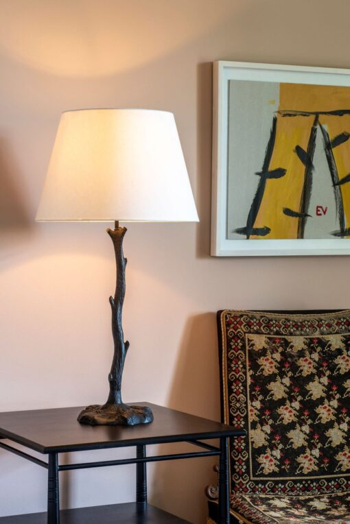Truro Twig Lamp Bronze