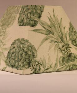 Green pineapple lampshade