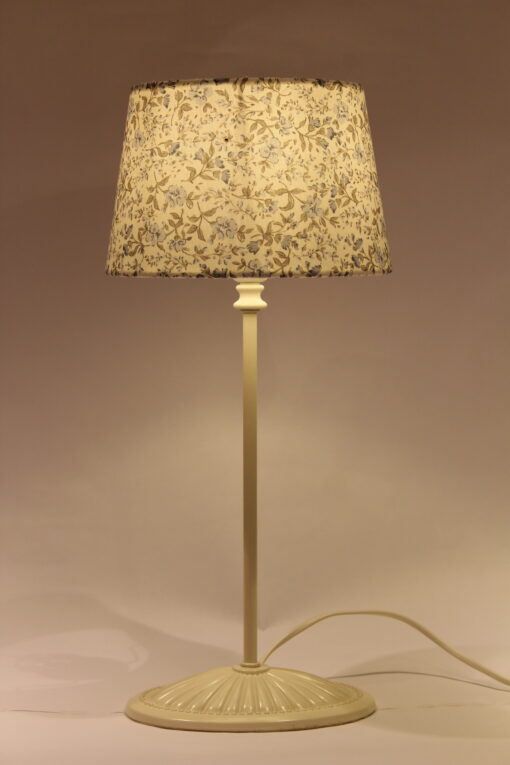 Ditsy floral lampshade