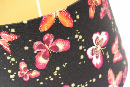 Jazzy Butterflies Lampshade