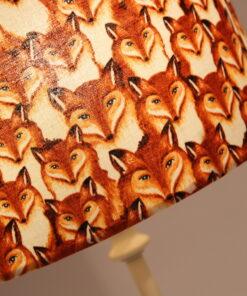 Crafty Fox Lampshade