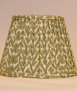 Green Fermoie Lampshade