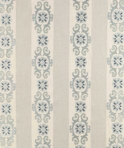 Theodore Old Blue Fabric