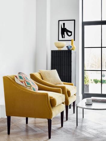 Jane Churchill Kip fabric curtains upholstery cushions fabrics