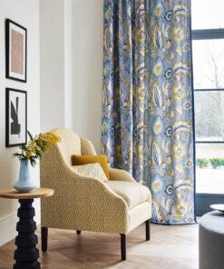 Jane Churchill fabric curtains upholstery
