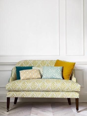 Jane Churchill fabric Pemba fabrics and more cushions sofa
