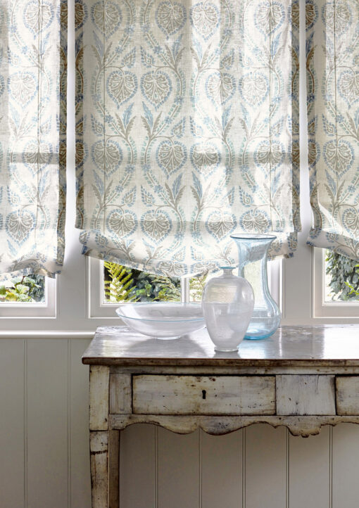 colefax fowler linen curtain fabric