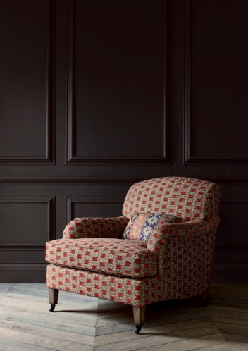 colefax fabric curtain upholstery